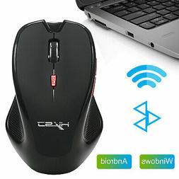 Bluetooth3.0 Wireless Optical Gaming Mouse Adjustable DPI Mi