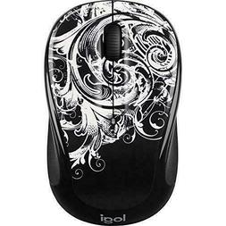 Brand New Logitech M325C Wireless Optical Mouse black and wh