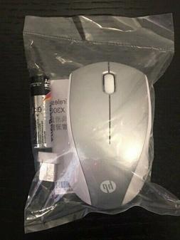 Brand NEW--HP X3000 3-Button Wireless USB Optical Scroll Mou