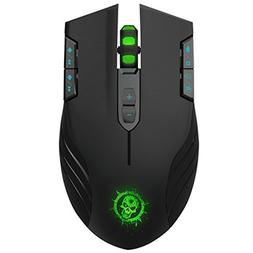 SROCKER C30 2.4GHz Professional Wireless Optical Gaming Mous