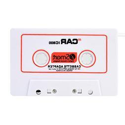 Mchoice Car Automobile IC800 Cassette Casette Tape 3.5mm AUX
