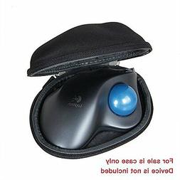 Travel Case for Logitech M570 Trackball Mouse Carrying Pouch