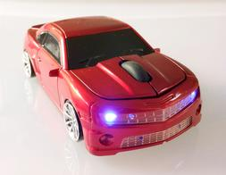 Chevrolet Camaro 2.4Ghz Wireless USB car mouse Computer Mice