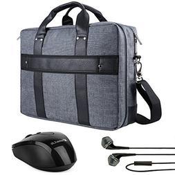 Vangoddy Chrono Grey Carrying Tote Crossbody Shoulder Bag fo