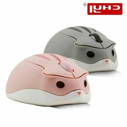 CHYI Cute Cartoon Wireless Mouse Usb Optical Computer Mouse