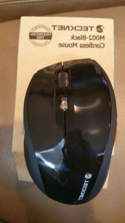 TeckNet Classic 2.4G Portable Optical Wireless Mouse