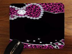 Trendy Accessories Cute Hello Kitty Leopard Ribbon Diamonds
