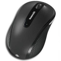 Microsoft D5D-00124 Wireless Mobile Mouse 4000 - MS Blue Tra