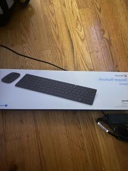Microsoft Designer Bluetooth Desktop - Keyboard  Brand New