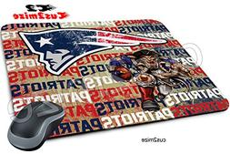 From Cus2mize New England Patriots Mouse Pad Mousepad, Sold