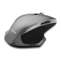 Ergonomic Gaming Mouse, Graphite 8-Button Portable Led USB 2