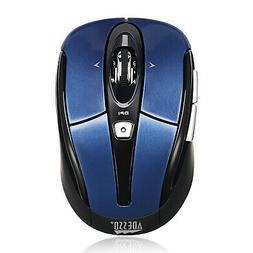 Adesso Ergonomic iMouse S60 - Wireless Optical Mouse