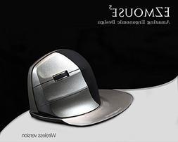 Minicute EZmouse5 2.4G Wireless Vertical Ergonomic Optical M
