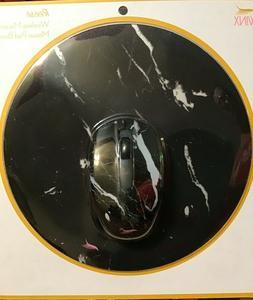 Winx Fashion Wireless Mouse & Pad Bundle  New Sealed - Black