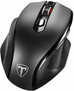 VicTsing Full Size Wireless Mouse Optical Gaming Mice + Rece