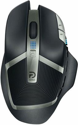 Logitech G602 Lag-Free Wireless Mouse – 11 Programmable Bu