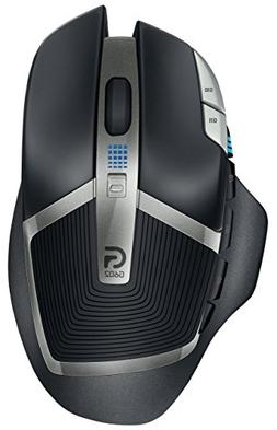 Logitech G602 Wireless Gaming Mouse with 250 Hour Battery Li