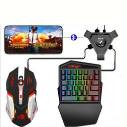 Gamepad Controller Gaming Keyboard Mouse Converter For PUBG