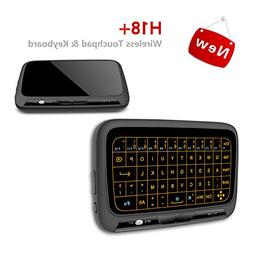 ikotayou H18+ Mini Wireless Keyboard, 2.4GHz Portable Rechar