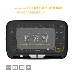 ECIBIC H18 2.4GHz Mini Wireless Keyboard with Whole Panel To