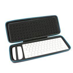Baval Hard Case Portable Bag for Apple Magic Wireless Keyboa