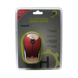 Gear Head Universal Wireless Optical Mouse - Optical - Wirel