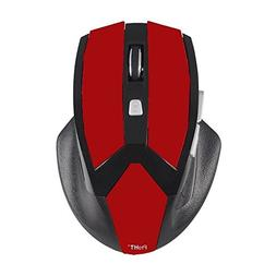 Inland USB Optical Gaming Mouse Red