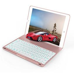 iPad Case with Keyboard,Valoin Universal Wireless Bluetooth