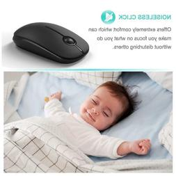 jelly comb 2 4g slim wireless mouse