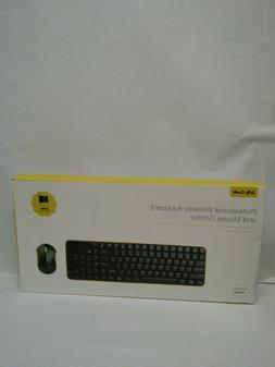 Jelly Comb 2.4Ghz Wireless Keyboard & Mouse Combo