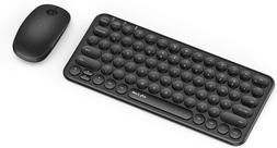 Keyboard and Mouse Combo, Jelly Comb KS45 Small Compact Port