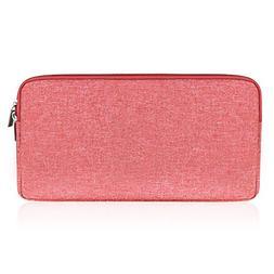 Masino Keyboard Sleeve Case Bag with Zipper for Apple Blueto
