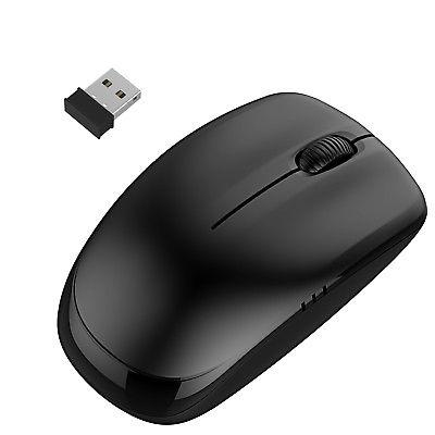 JETech 2.4Ghz Wireless Mobile Optical Mouse for PC Mac Andro