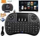 2 4G Mini Wireless Keyboard Fly Air Mouse Touchpad For Andro