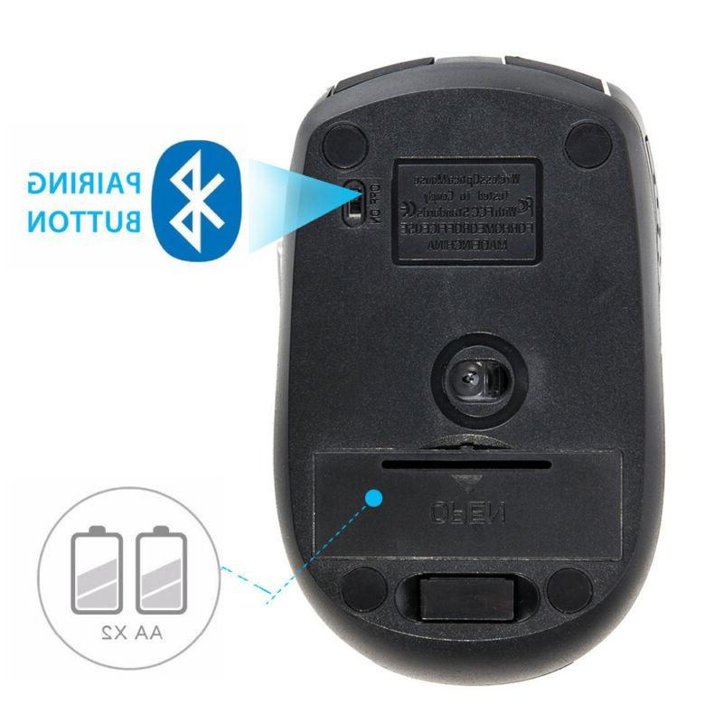 2.4GHz Wireless Mice USB Receive PC Laptop Cordless