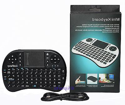 2.4G RF Mini Keyboard Android TV IPTV PS3