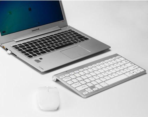 2,4G Ultra-thin Wireless Keyboard And Mouse Combo for Apple