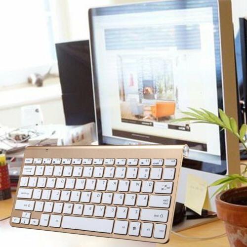 2.4G Waterproof Wireless Mouse w/ For Mac Apple Laptop