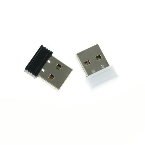 2.4G Wireless Mouse And Keyboard Adapter Wireless Dongle USB Receiver