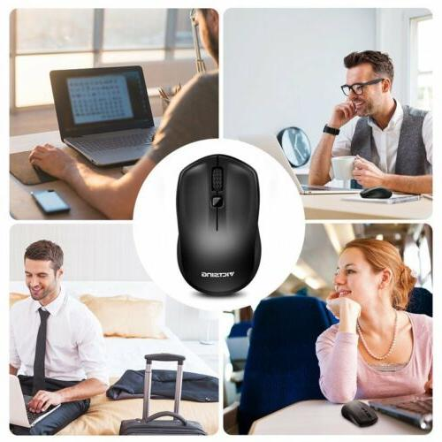 VicTsing 2.4G Mice Nano 1600 For Office Business
