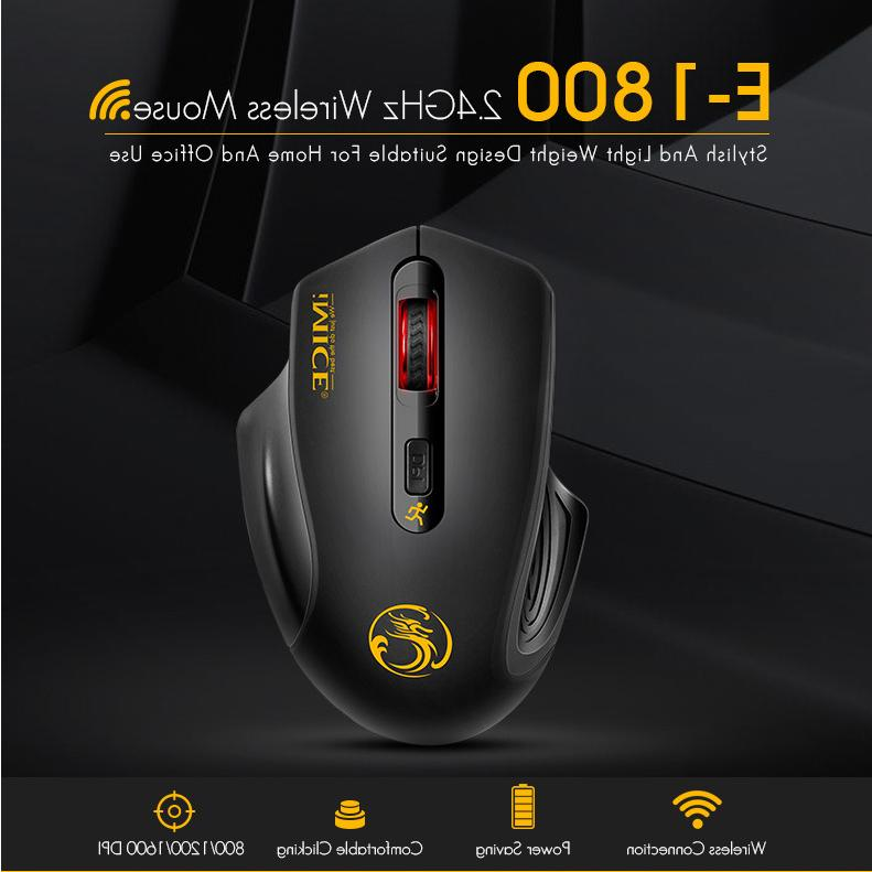 2.4GHz Wireless Optical Mouse/Mice USB 2.0 Receiver Laptop