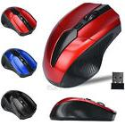 2.4GHz Optical Mouse Cordless Wireless Mouse+USB Receiver Fo