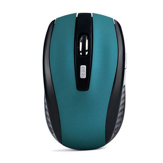 2.4GHz Wireless 2000DPI Cordless Receiver for Laptop H