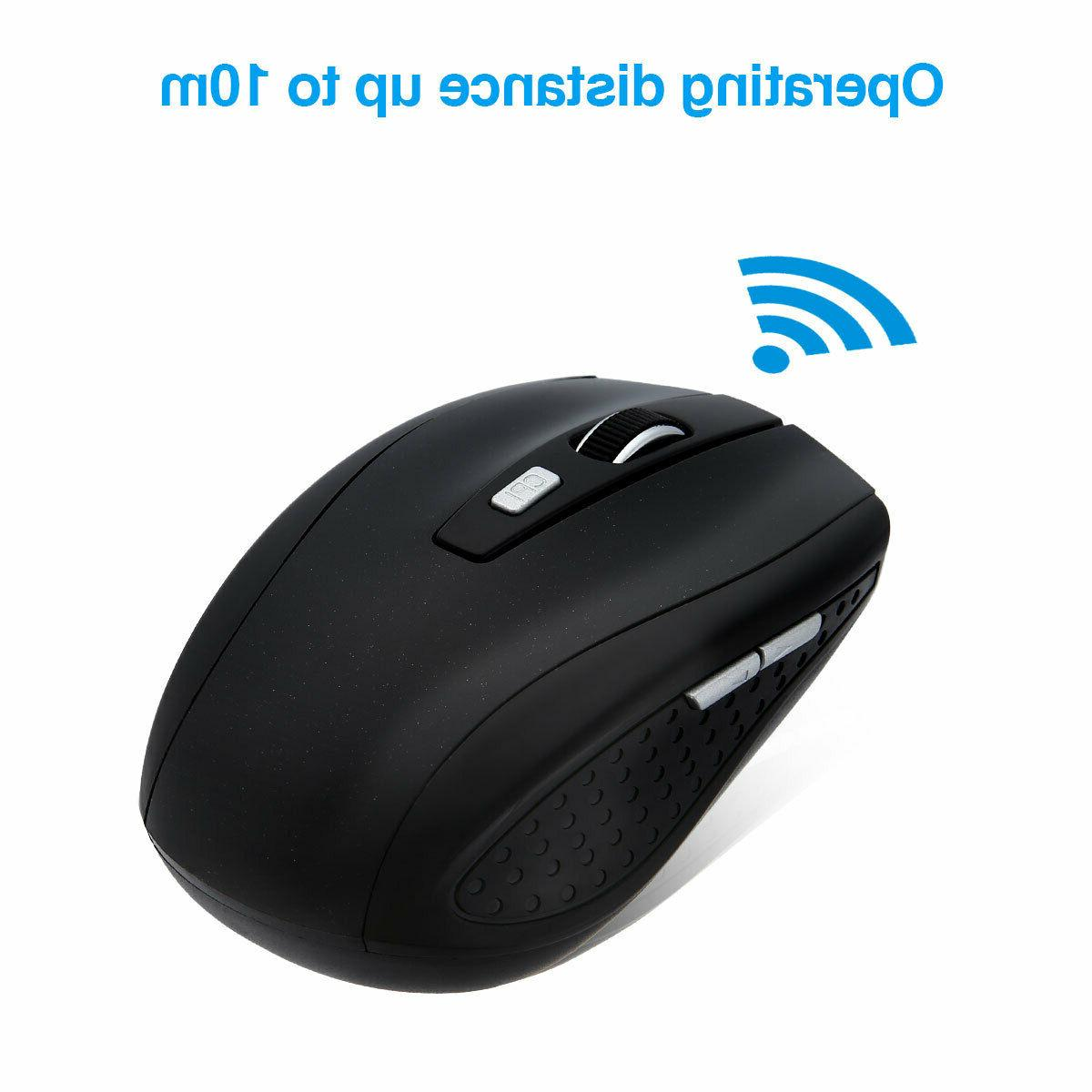 2.4GHz Wireless Mouse +