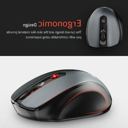 VicTsing Wireless Mouse 5 Buttons