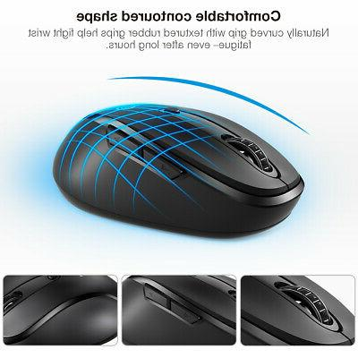 2.4GHz Adjustable Cordless Mice +
