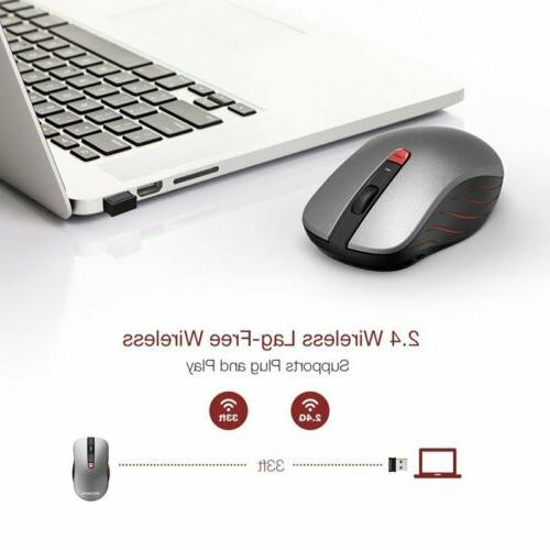 VicTsing Mouse Mice For Laptop