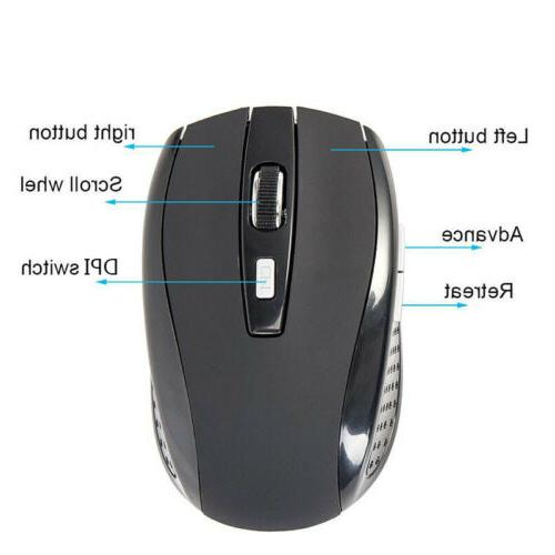 2.4GHz Mice USB Receiver for Laptop