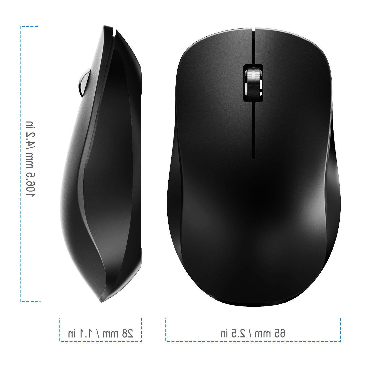 JETech USB Optical Mouse