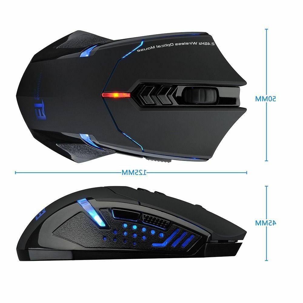 Wireless Gaming Optical Pro Gamer